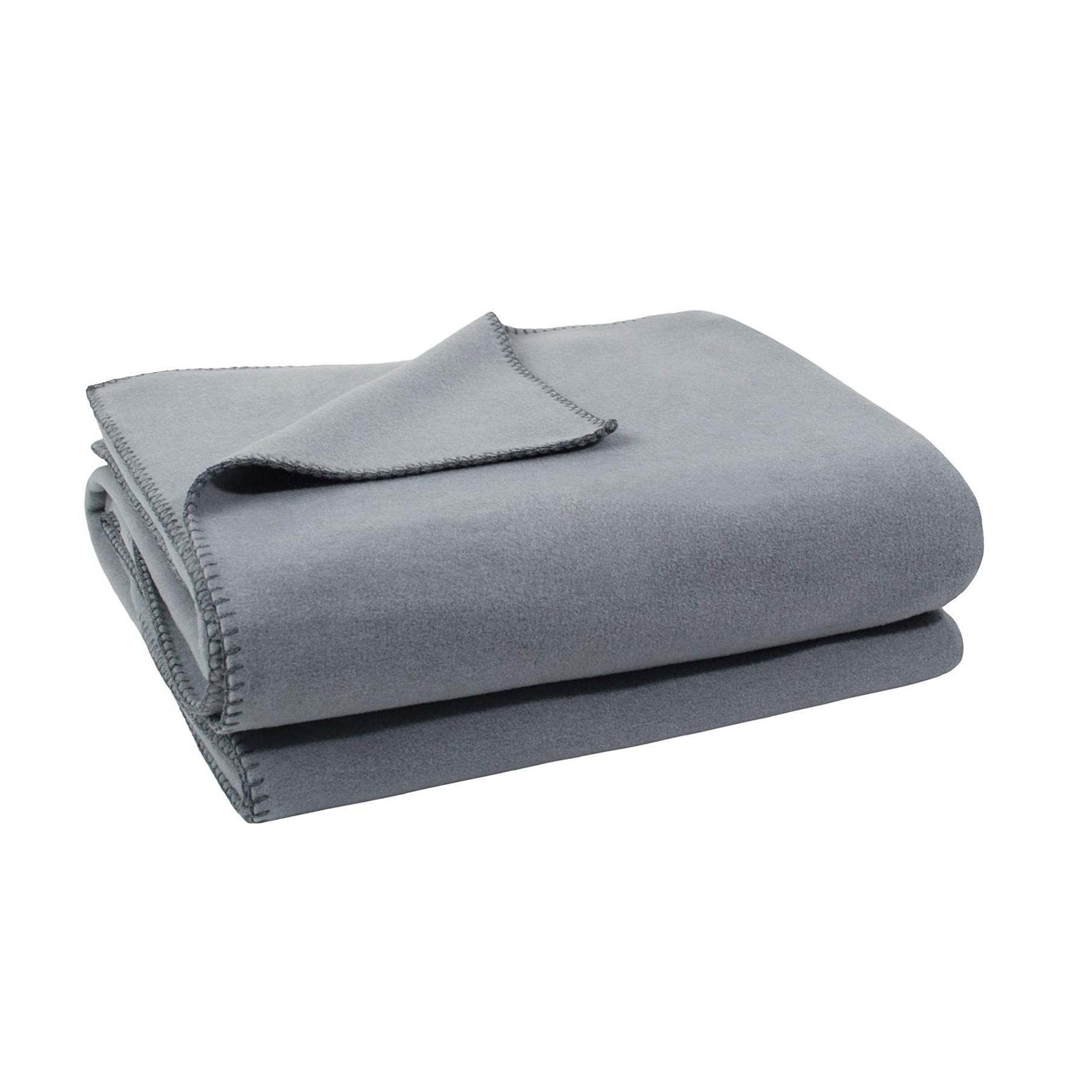 Zoeppritz Soft-Fleece Decke 160x200cm