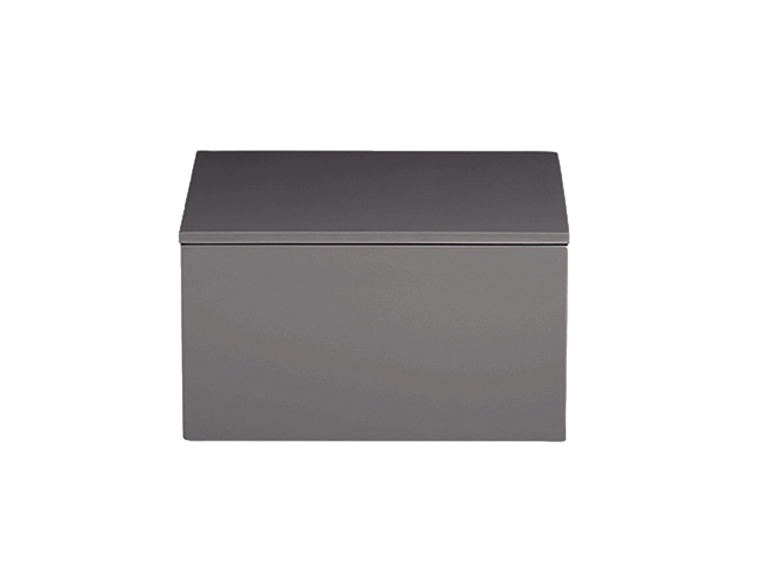 Mojoo Lackbox mit Deckel 19x19x10,5 cm