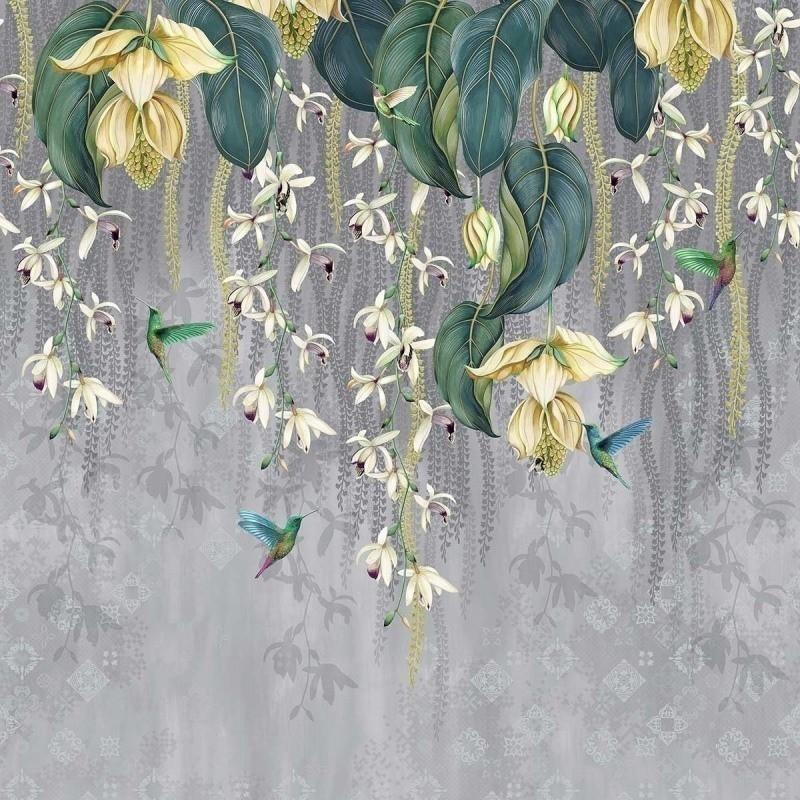 O&L Folium Trailing Orchid Paneel