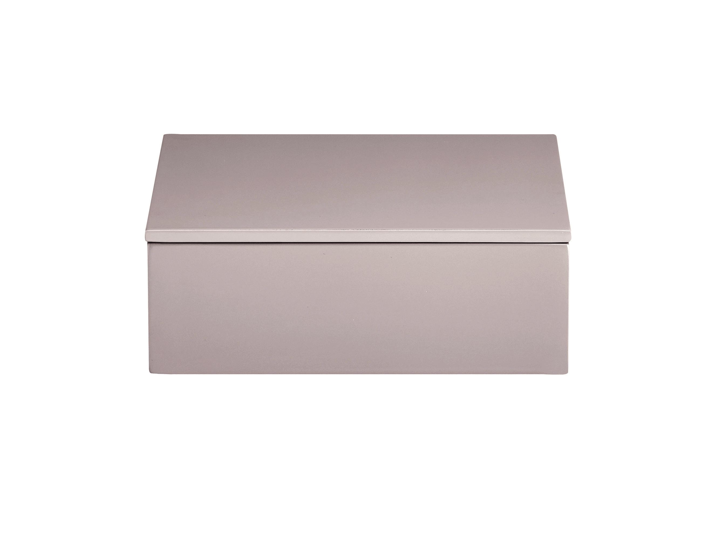 Mojoo Lackbox mit Deckel 19x19x7cm